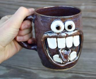 Angry Coffee?