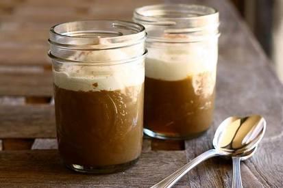 Cafe Au Lait Pudding!