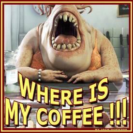I Need Caffeine!
