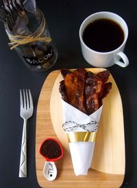 Coffee Candied Bacon!
