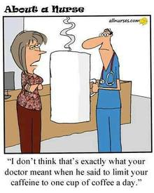 Limiting Your Caffeine Intake?!