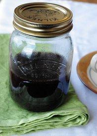 Homemade Chocolate Chip Coffee Syrup!