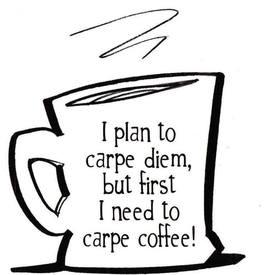 Seize The Coffee!