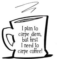 Seize The Coffee!