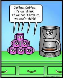 Caffeine Cheer!