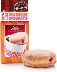 Jelly Doughnut Coffee?