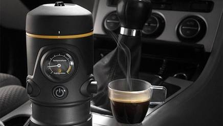 Brew Coffee In Your Car