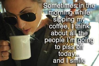 Caffeine Smile!