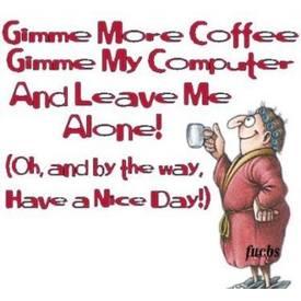 I Love Coffee On Sundays!