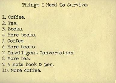 Coffee For Survival!