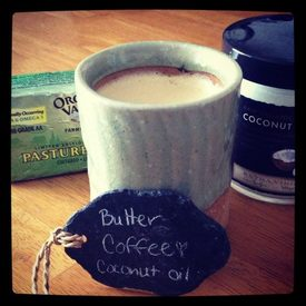 Ethiopian Bullet-proof Coffee!
