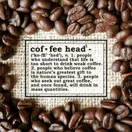 Coffee Head?