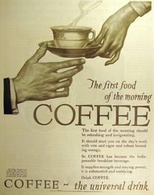 Coffee Is Food!