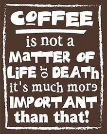 How Important Is Your Morning Coffee?