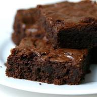 Fudgy Coffee Brownies!