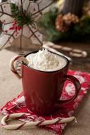 Peppermint Latte!