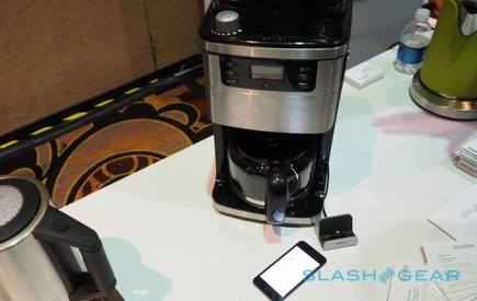 Wifi Coffee Maker With An App!