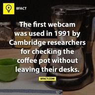 Coffee Fact # 753!