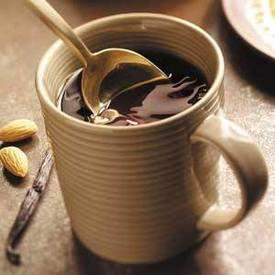 Vanilla Almond Coffee!