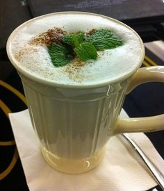 Chocolate Mint Coffee!