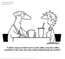Love At The Office?