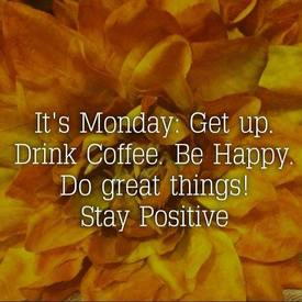 Ya Right It's Monday Already!