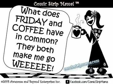 Friday Coffee Riddle!