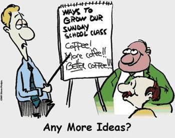 Coffee At Church?