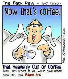 Is Your Coffee Heavenly?