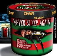 Never Sleep Again!