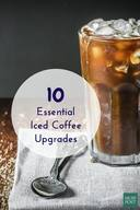 10 Ways To Turn Your Iced Coffee Into Something Special!
