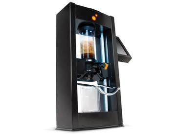 Machine Brews Coffee Using Algorithms!