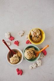 No Churn Coffee Ice Cream!