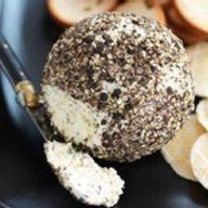 Mocha Cheese Ball