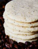 Coffee Sugar Cookies!