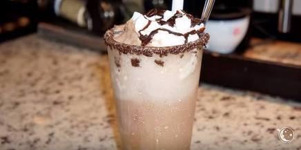 Coffee Ice Cream Soda!