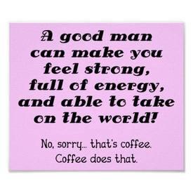Need A Good Man?