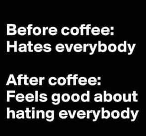 Caffeine Effect!