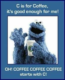Coffee Monster!