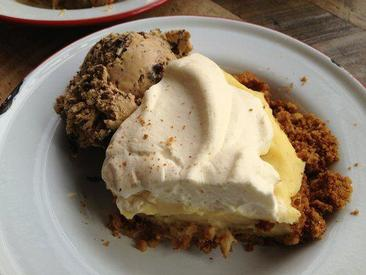 Today Is National Banana Creme Pie Day!