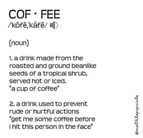 Coffee Defined!