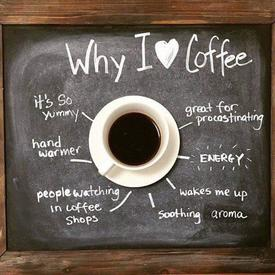 Why Do You Coffee?