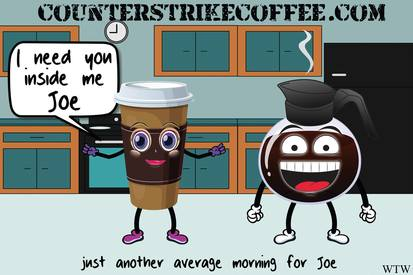 Just Your Average Joe!