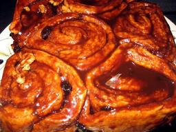 Happy National Sticky Bun Day!