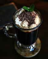 Mint Chocolate Koffee