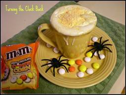Candy Corn Coffee!