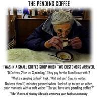 Pending Coffee!