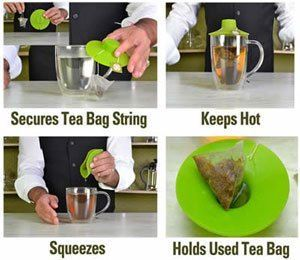 Introducing The Tea Bag Buddy!
