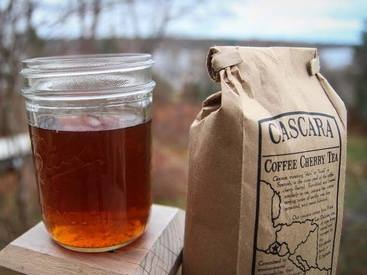 Cascara Tea!