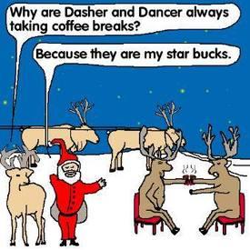 Reindeer Java!